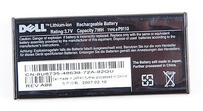 Dell Battery Akku Pack für PERC RAID Controller U8735 / 0U8735 Type: P9110