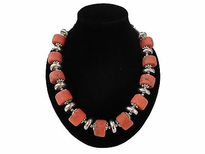 Handcrafted Moroccan african artisan necklace
