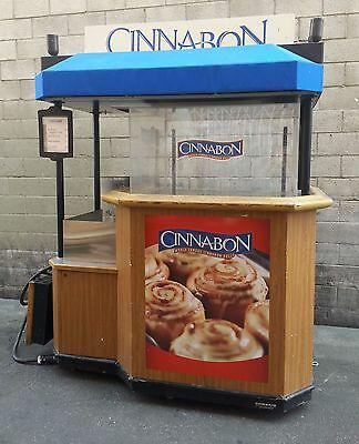 Corsair Rolling Coffee Kiosk