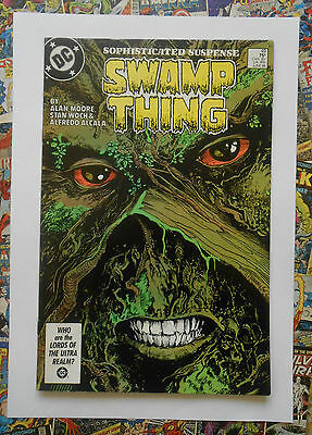 SWAMP THING #49 & #50 - JUN/JUL 1986 - 1st JUSTICE LEAGUE DARK - HIGH GRADE!!