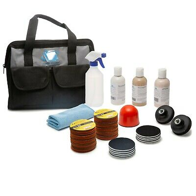 PRO Plastic and Acrylic Restoration Kit, plastic acrylic scratch remover