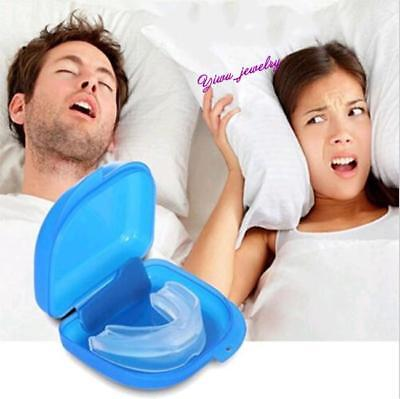 Dental Mouth Guard Night Teeth Grinding Bruxism Anti Snoring Practical Tools Y2