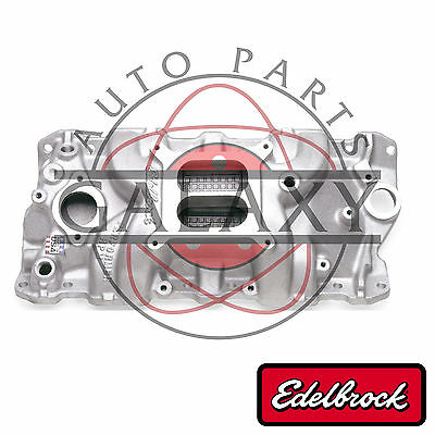 Edelbrock Performer RPM Series Manifold - fits Chevy Small Block 262-400
