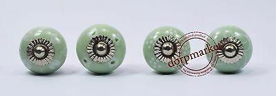 16 Pic vintage type color Kitchen / dress Ceramic Knobs Cupboard drawer pull
