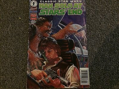 Star Wars: Han Solo at Star's End 1 of 3 Dark Horse comic