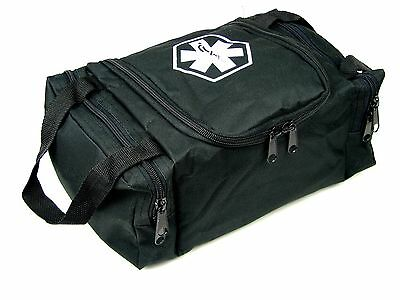 Mini First Responder Paramedic Trauma Jump Bag - Tactical Black