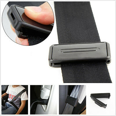 1 Pcs ABS Plastic Car Safety Seatbelt Adjuster Booster Buckle Aid Clip For Mazda