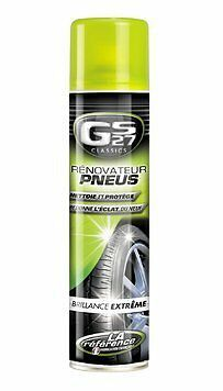 Renovateur Pneus Gs27  400Ml  Cl110101