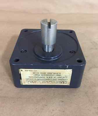 Lubriquip Gear Reducer Speed Control 12 5:1