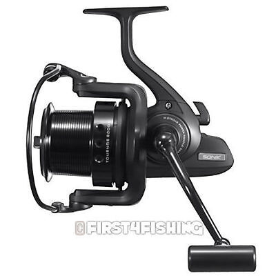 Sonik Tournos Big Pit Reels 8000 & 10000 - Carp Coarse Spod Fishing Reel Tackle