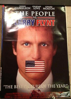 The People Vs. Larry Flynt Review