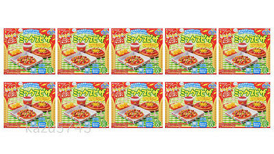 New WHOLESALE 10 Sets Kracie Mix Pizza Happy Kitchen Lots from JAPAN