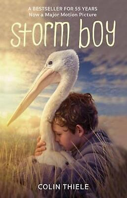 Storm Boy: 55th Anniversary Edition by Colin Thiele (English) Paperback Book Fre