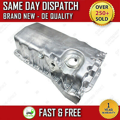 Vw Golf Iv, Bora, Beetle 1.8T Oil Sump Pan With Bore 1997 10 *brand New*