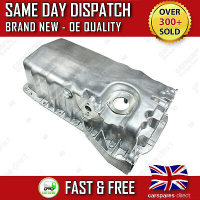 Audi A3,tt 1.8T Oil Sump Pan With Bore 1996>2006 *brand New* 1 Yr Warranty