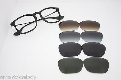 Replacement Lenses For Rayban Rb 4187 Chris Different Colors