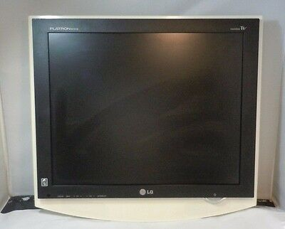 LG M1910A 19-Inch Multi-Function LCD Monitor/TV