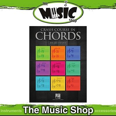 New Crash Course in Chords Music Theory Tuition Book