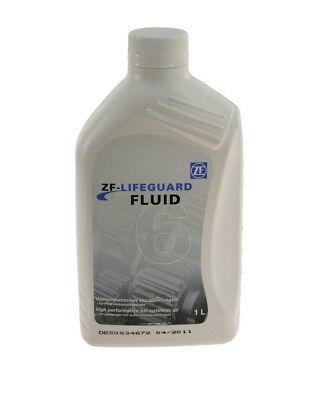 NEW BMW Jaguar Land Rover Hyundai 1 Liter Auto Trans Fluid ATF ZF Lifeguard 6