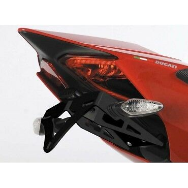 Ducati 899-959-1199-1299 Panigale-12/17- Support De Plaque R&g-443956
