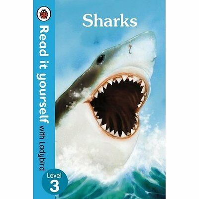 Sharks-Read it Yourself with Ladybird Level 3 Books Paperback / s. 9780723295129
