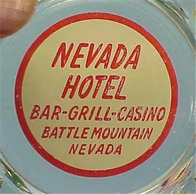 Battle Mountain Casino Ashtray