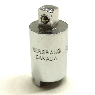 "Vintage Herbrand 1/4 Gland Nut Socket RF-6, 5/8 Opening ""MADE IN CANADA"""