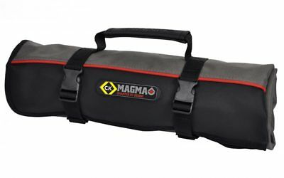 CK MAGMA MA2718 30 Tools Tool Plier Screwdriver Pocket Roll Pouch Bag Case C.K