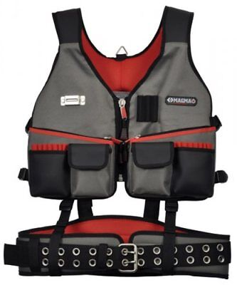CK Magma Builders Rig With Padded Toolbelt Belt For Tool Pouch MA2728 FREE P&P