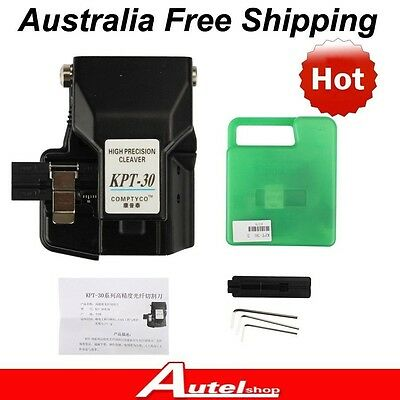 Ship From Australia Automatic Optical Fiber Cutter Cleaver 16 Cut Point Tool