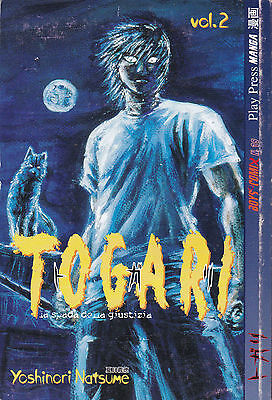 TOGARI n°  2 - Ed. PlayPress