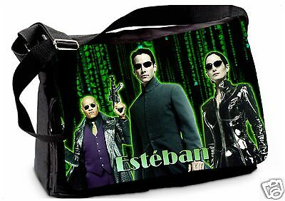 SAC ECOLE BANDOULIERE GRAND MODELE  REF 85 SCIENCEFICTION prénom personnalisable