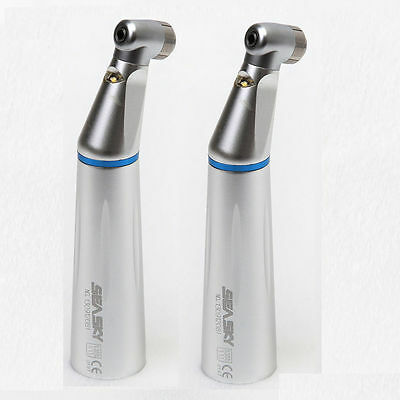 2 E-generator Dental LED Low Speed Contra Angle Handpiece fit KAVO Inner Water