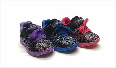 Brand New Toddler Boys /& Girls Sport Sneakers Athletic Shoes Size 7-13