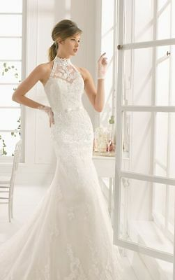 619 Abiti da Sposa vestito nozze sera wedding evening dress