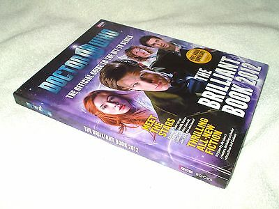 Book Hardback Doctor Who The Brilliant Book 2012