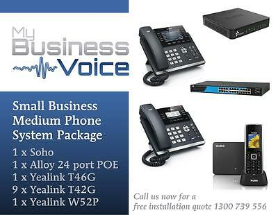 Small Business Phone System Package