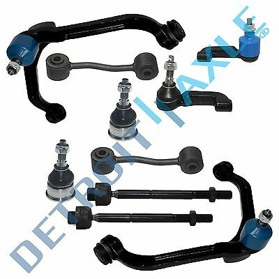 Brand New 10pc Complete Front Suspension Kit Set for 2002-2004 Jeep Liberty