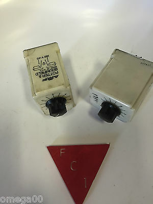 Potter & Brumfield CHB-38-70023 Time Delay Relay, 8-PIN, 120VAC, 1-180Sec