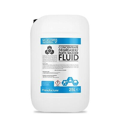 Concentrate Engine Degreaser / Parts Washer Fluid - (1x25 Litres)