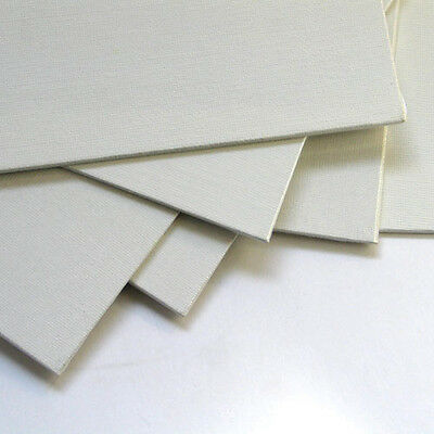 8 X 10 Cotton Stretched Canvas Panels (9-Pack)