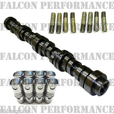 Elgin Stock Camshaft E-860-S for GM 302 1967-68//305 1976-02//350 1966-97