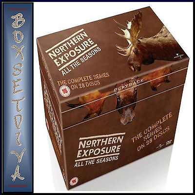 Northern Exposure - Complete Series - Seasons 1 2 3 4 5 & 6 **brand New Dvd**