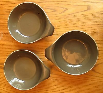 Russel Wright Oneida Lug Soup Bowl Multiple Colors Available