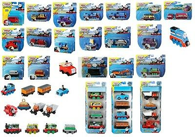 Thomas and Friends Take-n-Play Trains NEW Fisher Price Age 3+ UK Del £3 total