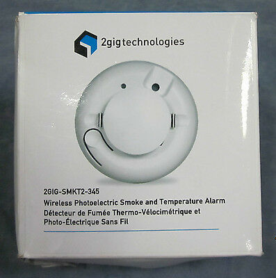 photo electric smoke detector two wire. Black Bedroom Furniture Sets. Home Design Ideas
