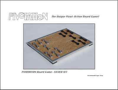 PIVOTATION Checkers Chess Cards Risk Board Game Fun Entertainment Competition