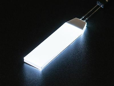 Adafruit White LED Backlight Module - Small 12mm x 40mm [ADA1626]