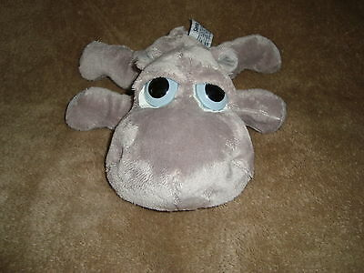 "Russ Peepers Grey Hippo SENA 9"" long x 3.5"" tall"