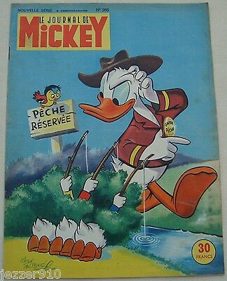 ¤ LE JOURNAL DE MICKEY n°266 ¤ 30/06/1957